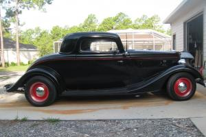 1934 Hot Rod - FORD V8- COUPE