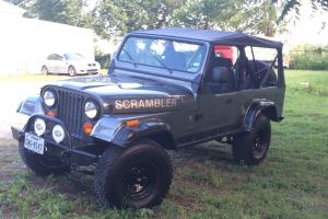 Total Restoration, Convertible 4x4 Jeep