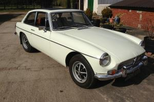 1970 MGB MG B GT  Photo