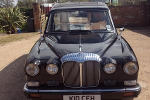Daimler DS420 Hearse  Photo