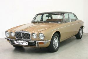 1974 Daimler Double-Six Vanden Plas - 62K Miles - Superb Condition Throughout  for Sale