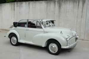 Morris MINOR convertible mk2