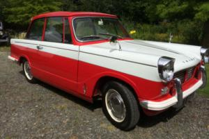Triumph HERALD 1200 Saloon 1964 £16000 Restoration Only 5 Former Keepers Photo