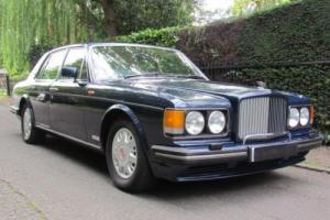 1993 K BENTLEY BROOKLANDS 6.8 INJ 4D AUTO 300 BHP