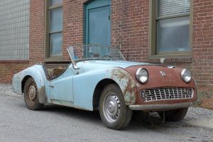 Fantastic Candidate for Restoration
