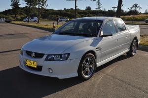 2006 Holden Crewman SS Thunder 4SP Automatic 6 0LT in Charlestown, NSW
