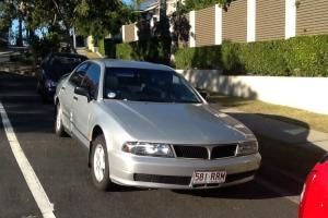 Mitsubishi Magna Executive 1996 4D Sedan 5 SP Manual 3L Multi Point F INJ