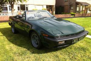 1977 Triumph TR7 V8 Convertible/Drop Head Coupe.