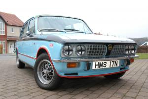 Triumph Dolomite Sprint Hill Climb/Rally Roger Bell 1974 12m MOT 6 m Tax  Photo