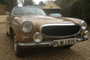 VOLVO P1800 ES AUTO FUEL INJECTED ESTATE A GOOD BASE FROM WHICH TO MAKE PERFECT
