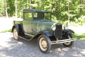 1931 Ford Model A Pick Up Truck
