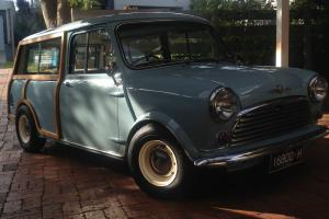 Mini Morris Traveller 1963 Woody in Frankston, VIC