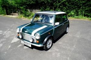 1993 Rover Mini Cooper 1.3 SPI in British Racing Green