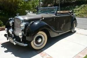1947 Bentley Hooper Drophead Mark VI