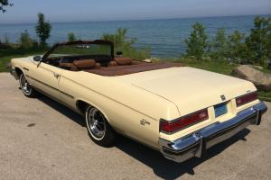 LOW MILEAGE 1975 CONVERTIBLE