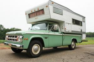 SWEPTLINE, LOWMILE, BETTER THAN BARNFIND CAMPER SPECIAL