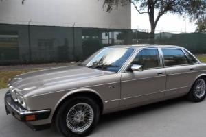 XJS VANDEN PLAS EDITION WITH 36,000 FLORIDA MILES