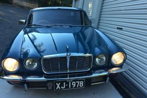 1978 Series 2 Jaguar Lovely IN Squadron Blue 3 Owners XJ1978 Plates XJS Rims in Gympie, QLD