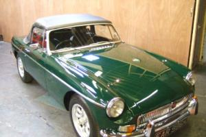 MG/ MGB Roadster DEPOSIT TAKEN OTHERS AVAILABLE  Photo