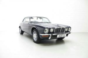 A Graceful and Chic Jaguar XJC 4.2 Series 2 Presented in Impeccable Order.