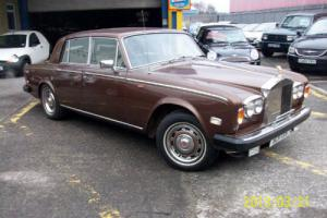 ROLLS ROYCE SILVER SHADDOW  Photo