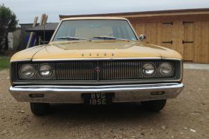 1967 DODGE CORONET STATION WAGON  Photo