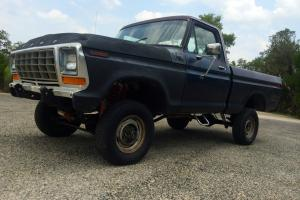FORD F150 SHORT WHEEL BASE 4X4, BRONCO, JEEP, CHEVROLET