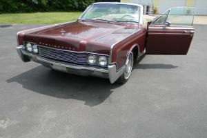 Classic 4 Door Convertible -No Reserve Auction