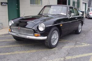 MGC MG COUPE GT Photo
