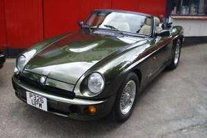 MG RV8 PETROL MANUAL 1997/P  Photo