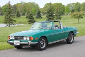 1973 Triumph Stag ***NO RESERVE*** Photo