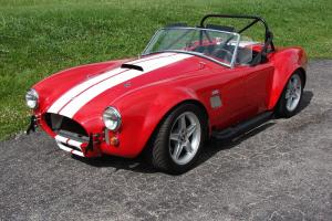 COBRA, PROFESSIONALLY BUILT FACTORY FIVE REPLICA