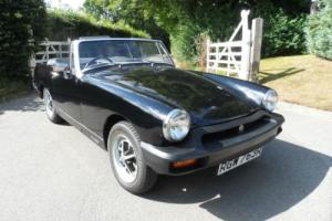1976 MG Midget 1500 Photo