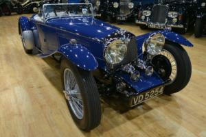 1935 Riley 1½-Litre Kestrel Special roadster