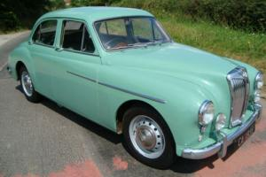 MG MAGNETTE ZB 1958 Photo