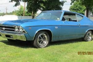 1969 Chevelle SS396 375HP L78--Real L78 Car!!!!