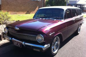 Holden EJ Special 1962 4D Wagon 4 SPD 186 Strom Holley Regoed in Raymond Terrace, NSW