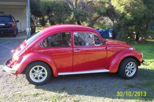 VW 1972 Superbug 1600 Excellent Condition in Maldon, VIC