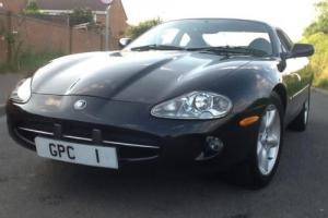 "Jaguar XK8 4.0 Ltr""2 OWNERS""STUNNING VEHICLE"" LAST OF THE PROPER JAGUARS """