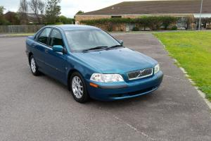 2002 Volvo S40 T4 SE 4D Sedan 5 SP Automatic 1 9L Turbo Mpfi 5 Seats in Keysborough, VIC