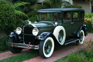 1929 Packard Eight 626 - Truly Exceptional, Restored, CCCA First Prize Winner