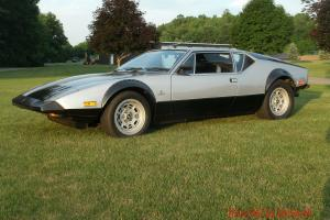 DE TOMASO COLLECTORS DONT MISS THIS 1