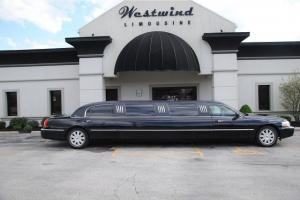 """2004 LTC LIMO 120"""" STRETCH BY VIKING LOW MILES 10 SEAT"""