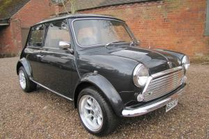 1995 ROVER MINI 1275 GREY  Photo