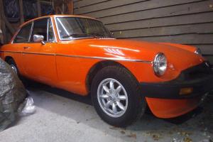 MG MGB GT MINILITES,  Photo