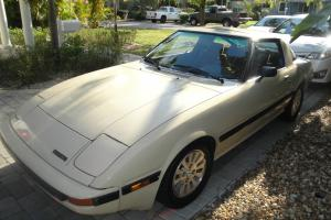 1985 Mazda RX-7 GSL-SE 13B Coupe 2-Door 1.3L