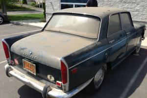 1968 Peugeot 404 Barn find one owner time capsule, runs, all  Original!