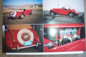 1955 MGTF Fully restored to as-new condition Photo
