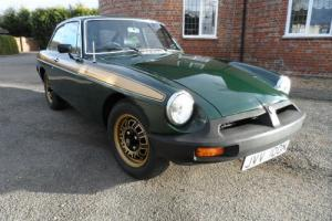1975 MGB GT Jubilee Model  Photo