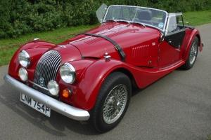 1975 MORGAN RED